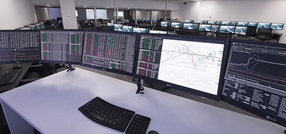 stock trading computers